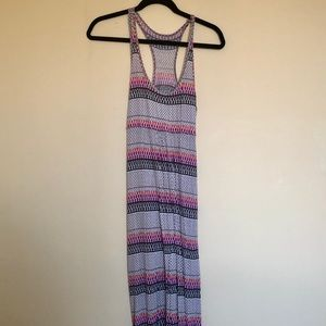 Banana Republic, maxi summer dress